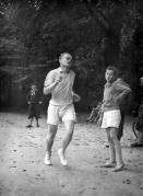 coureur années 50